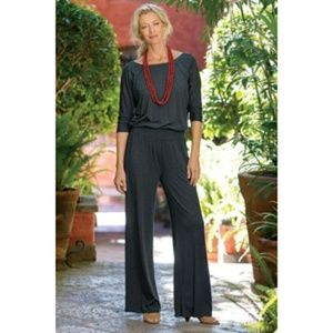 Soft Surroundings toujours jumpsuit